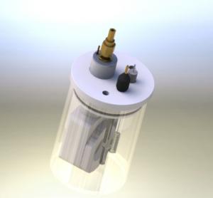 AWS sensor module for immersion