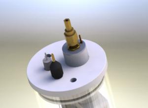 Cover of AWS probe sensor module